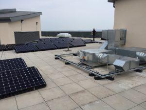 Roof Solar Panels 1