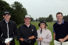 Heavy Showers Fail to Dampen Charity Golf Day
