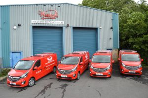 2016 New Fleet of Vans