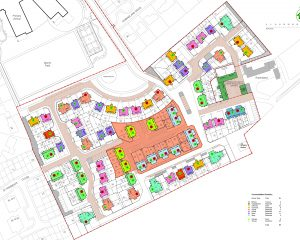 Site Plan Robinsland